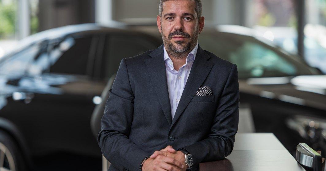 Tiriac Auto are un nou CEO