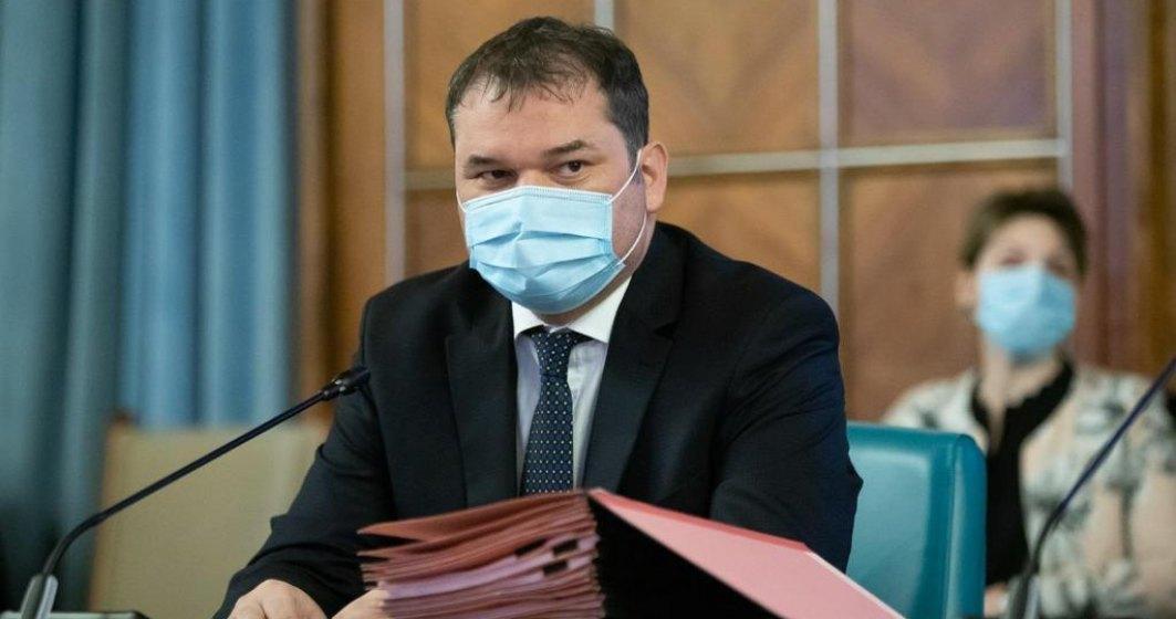 Două spitale din București devin spitale EXCLUSIV COVID: anunțul ministrului sănătății