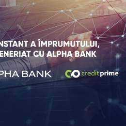 CreditPrime va oferi plata...