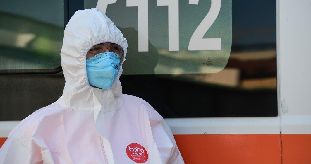 GCS: Încă patru persoane infectate cu noul coronavirus au murit; numărul total al deceselor 1.170