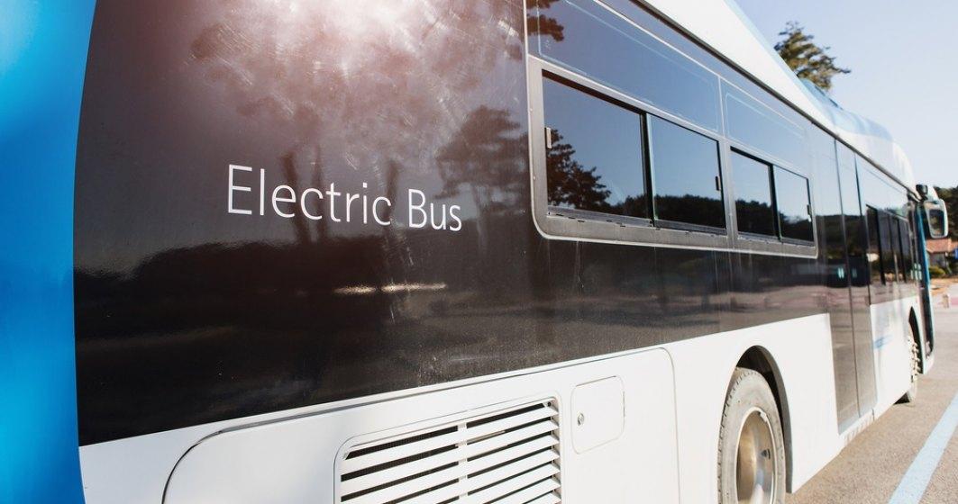 Administratia Mediului pune la bataie 460 mil. lei pentru autobuze electrice si hibride