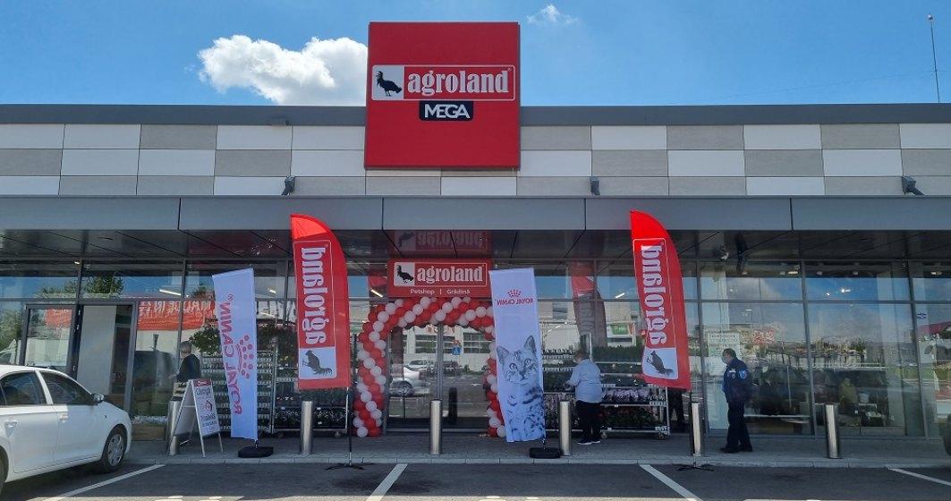 Agroland deschide un nou magazin MEGA