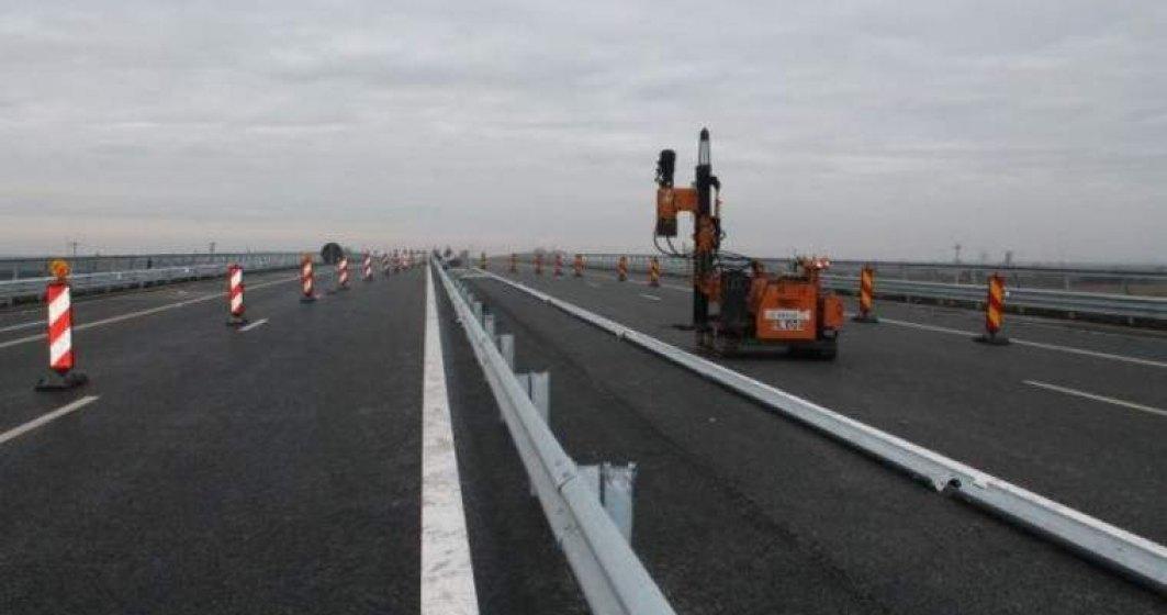 Ministrul Transporturilor: Loturile 3 si 4 ale autostrazii Sebes-Turda ar putea fi deschise circulatiei in mai