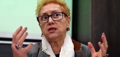 Renate Weber a fost demisă din funcția de Avocat al Poporului