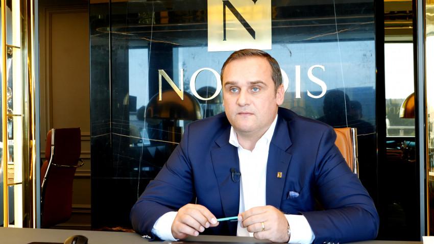 Emanuel Poștoacă - Președinte Nordis Group
