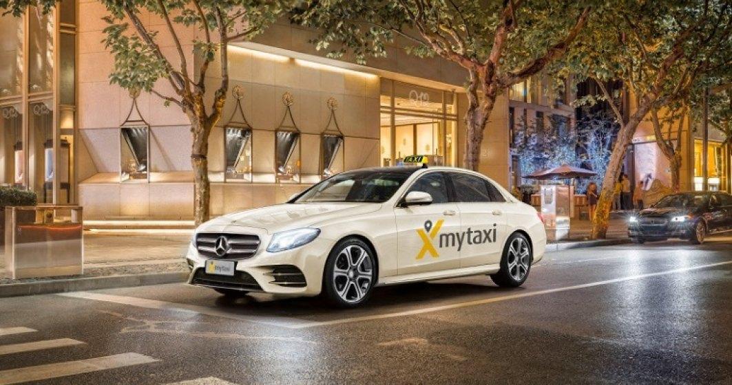 Mytaxi, rivalul UBER detinut de Daimler, a cumparat CleverTaxi, ca parte dintr-o strategie agresiva de extindere