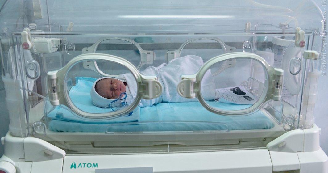 Harta mortalitatii infantile: Tulcea, o rata a mortalitatii infantile de aproape cinci ori mai mare decat in Bucuresti