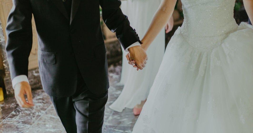 Se schimbă ora de desfășurare pentru nunți și botezuri