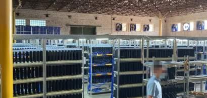 Furau curent pentru a face bitcoin: 5.000 de calculatoare și 3.800 de...
