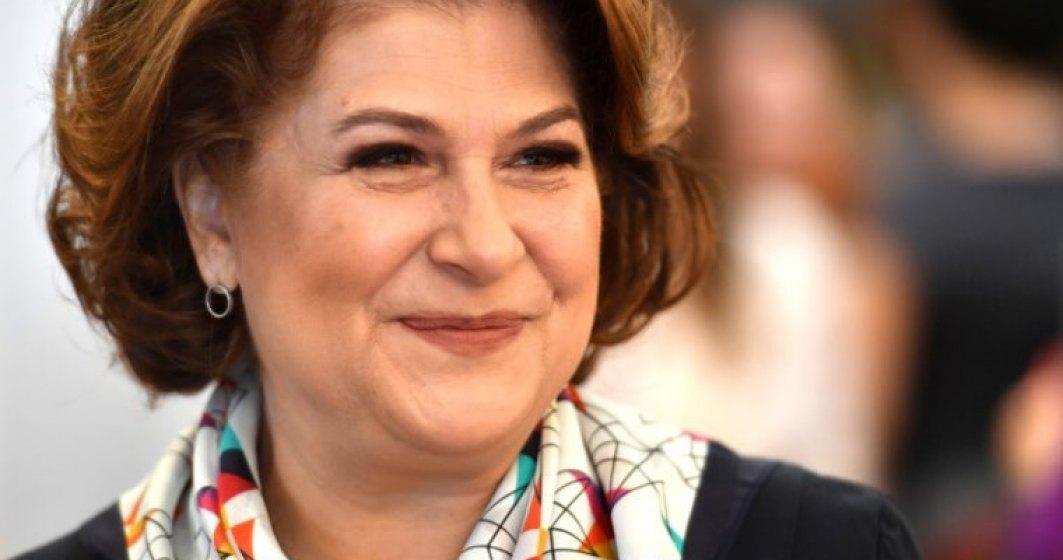 Rovana Plumb preia interimar conducerea Ministerului Educatiei
