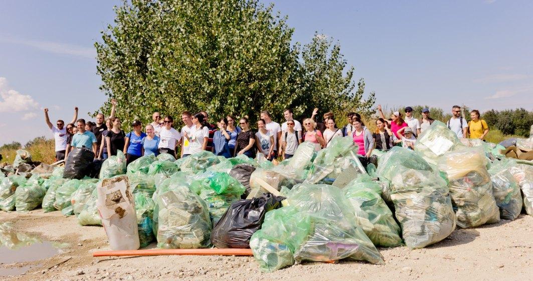 Let's Do It, Romania!: Peste 338.000 de voluntari au participat la Ziua de Curatenie Nationala