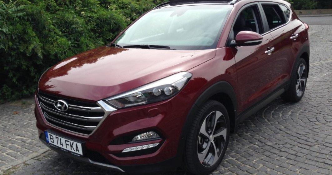 Test drive cu noul Hyundai Tucson, cel mai bun produs al sud-coreenilor