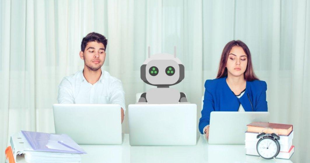 Specialist HR: Robotii nu ne vor lua joburile tocmai din cauza rezistentei organizatiilor la schimbare
