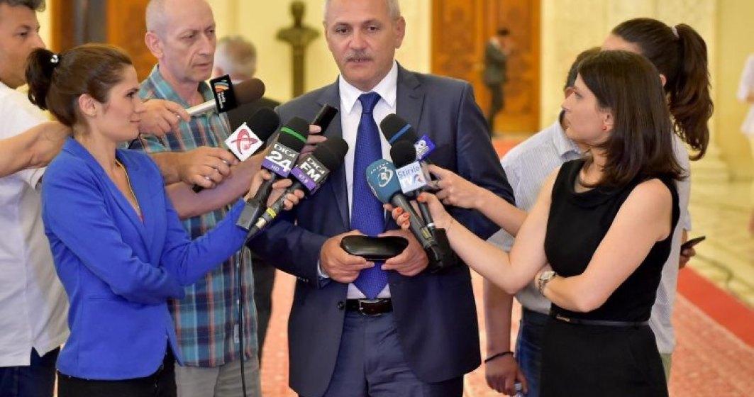 Liviu Dragnea: Reactia Statelor Unite in Siria este perfect justificata. Ar trebui sustinuta si de alte natiuni