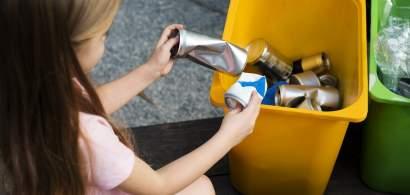 Activist de mediu, despre educația ecologică: Copiii sunt cei care îi trag de...
