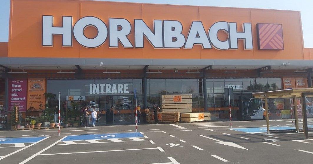 Cum arată cel mai nou magazin Hornbach, deschis după o investiție de 27 milioane euro