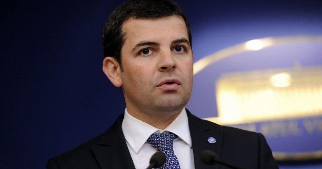ANAF a pus poprire pe conturile deputatului Daniel Constantin, pentru recuperarea prejudiciului in dosarul in care a fost condamnat Voiculescu