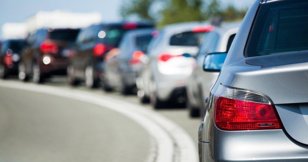 INFOTRAFIC: Restricții de circulație pe A1 - Deva Sibiu și pe DN7, din cauza lucrărilor de reparație