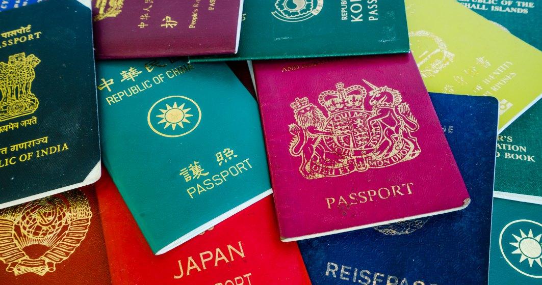 Tarile asiatice le intrec pe cele europene in ceea ce priveste puterea pasaportului