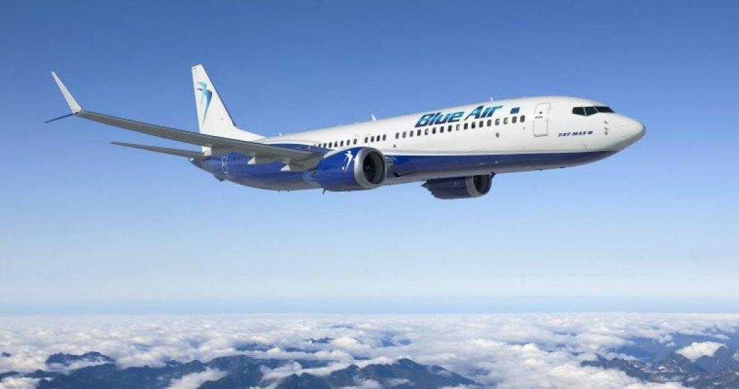 Blue Air lansează un nou zbor din România