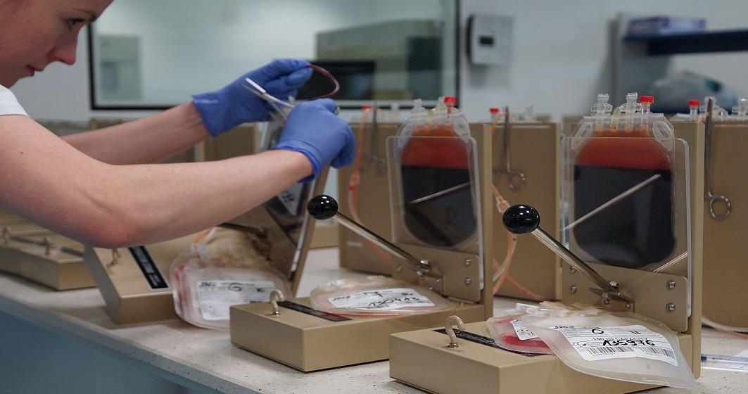 REPORTAJ: Cum arata si cum sunt stocate probele in cea mai mare banca de celule stem din Europa