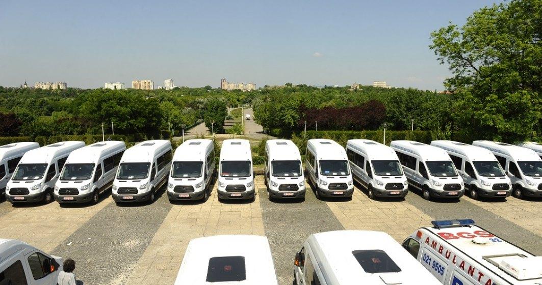 Peste 250.000 de înmatriculări noi de vehicule rutiere pentru transportul pasagerilor, în primul semestru din 2021