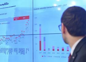 BCR listează cea mai mare emisiune de obligațiuni făcută vreodată pe bursa...