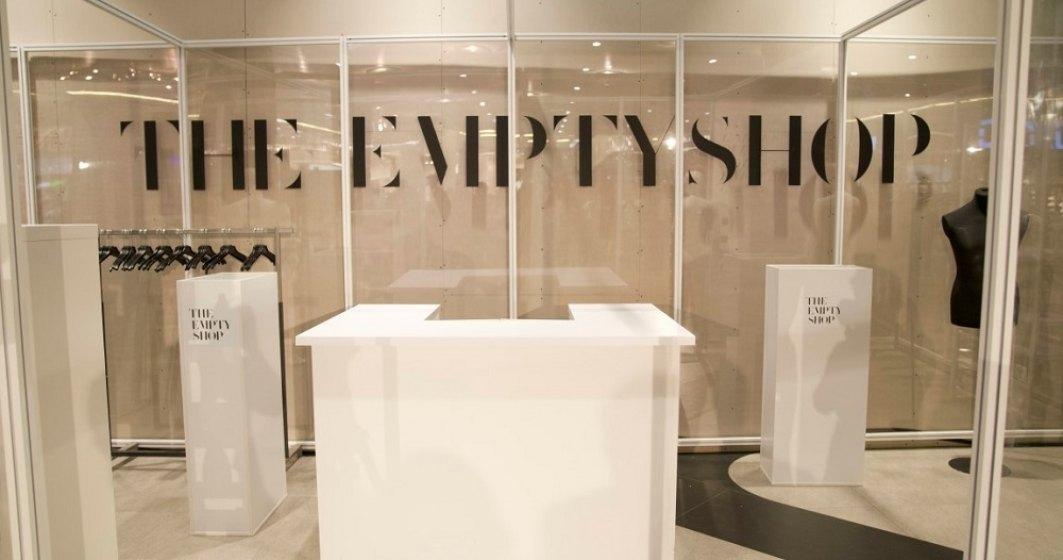 The Empty Shop a strans peste 60 de tone de haine donate care au ajuns la 4.000 de persoane defavorizate