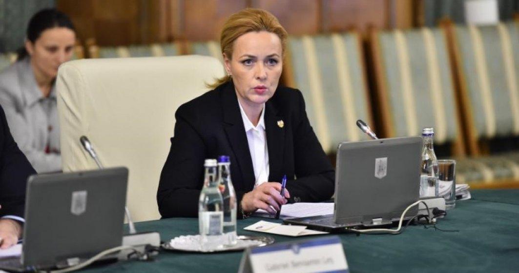Carmen Dan, audiata la Senat: Klaus Iohannis s-a antepronuntat ca Jandarmeria a actionat violent
