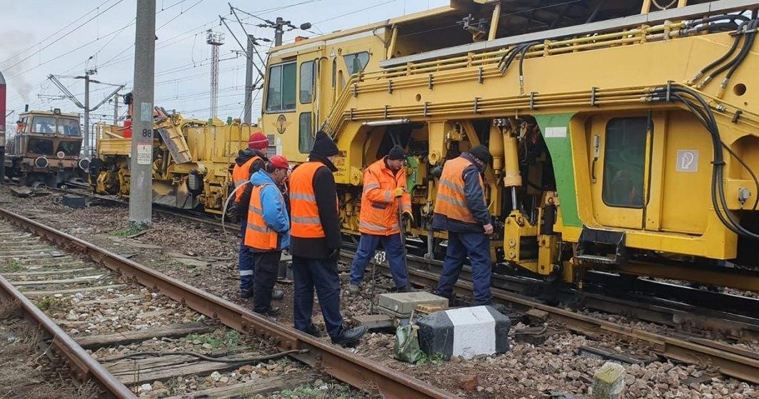 CFR SA angajează ingineri feroviari