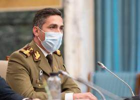 Valeriu Gheorghiță: Valul patru va fi mult mai agresiv decât cele precedente