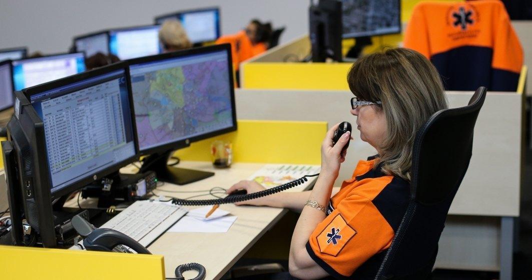 STS a implementat tehnologia de transmitere către Sistemul 112 a coordonatelor geografice ale apelanţilor