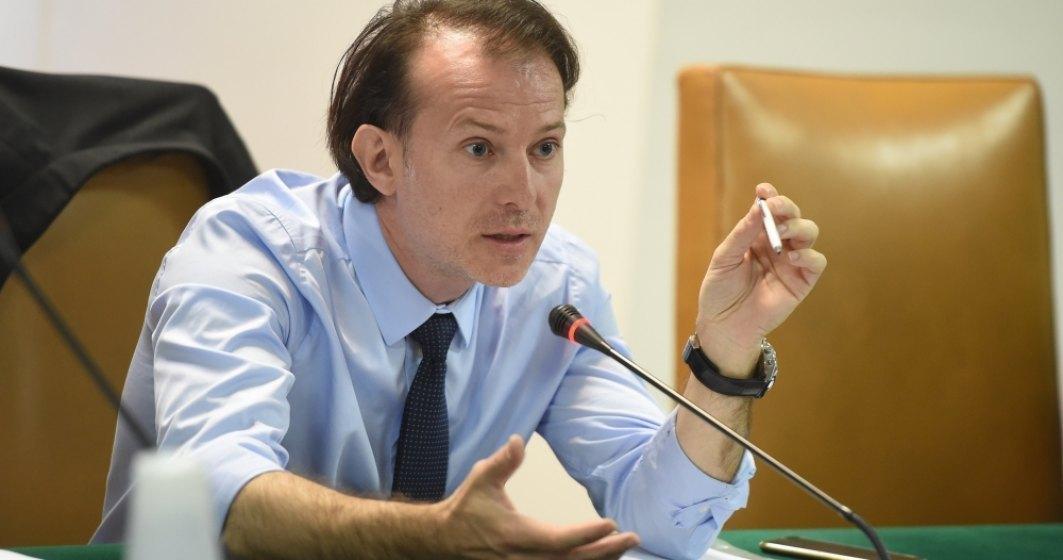 Florin Cîţu: Vom veni rapid cu normele de aplicare a Ordonanţei cu privire la suspendarea ratelor
