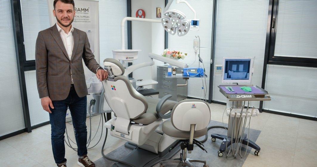 #WStories | Medicul stomatolog care și-a deschis o afacere cu plata în criptomonede