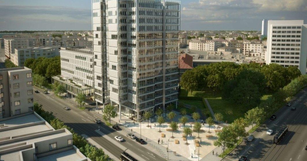 S Immo pariaza peste 65 de milioane pe proiectul de birouri The Mark din centrul Capitalei si extinde mall-ul Sun Plaza cu peste 10.000 mp