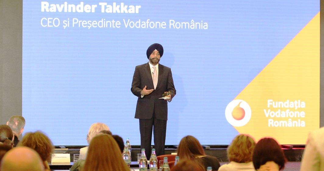 Fundatia Vodafone Romania va finanta 7 proiecte cu 600.000 euro prin programul Connecting for Good 2017
