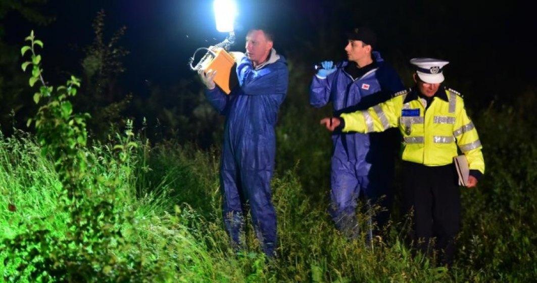 Testele ADN in cazul Dan Contrea: laboratorul a confirmat ca soferul mort in accident este patronul Hexi Pharma