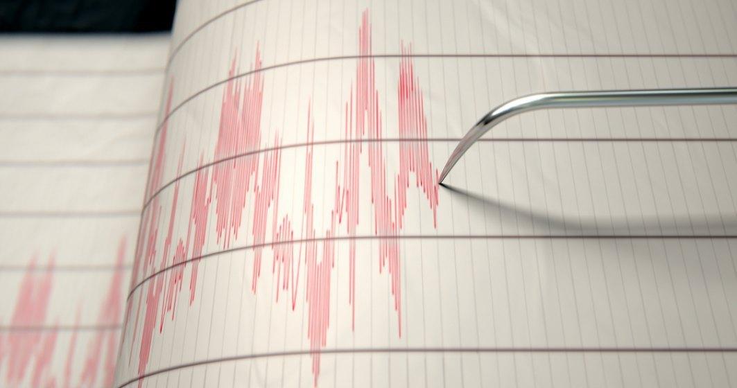 BREAKING| Cutremur de 4,5 în zona seismică Vrancea