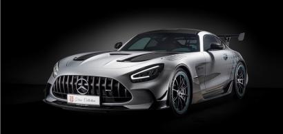 Un nou exponat în galeria Tiriac Collection - Mercedes-Benz AMG GT Black Series