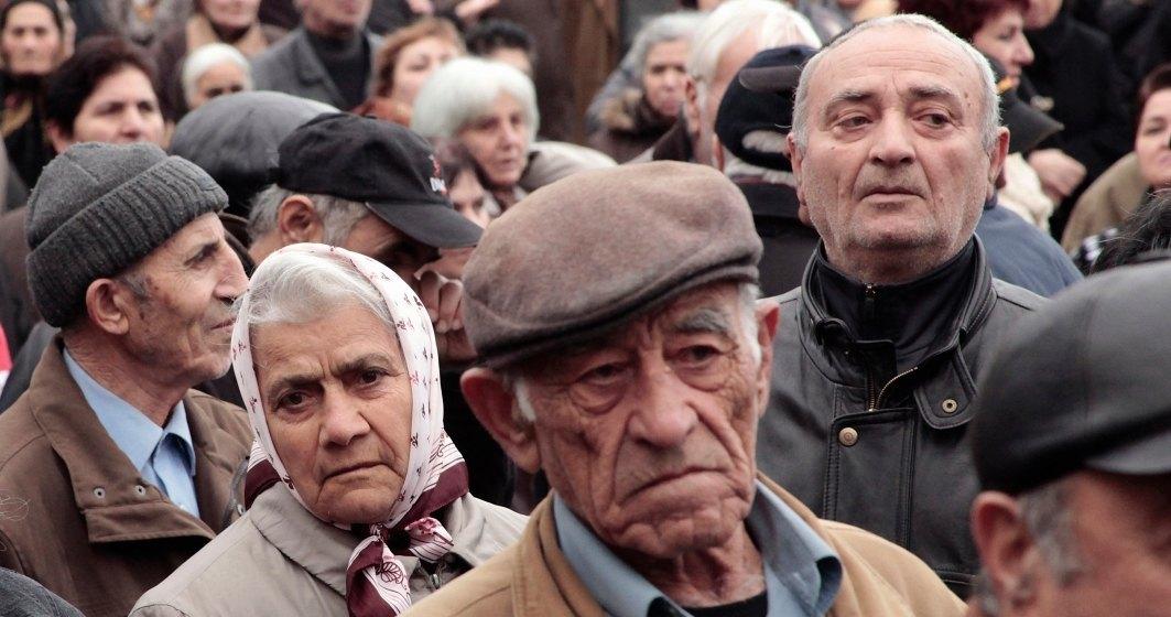 Pensie în România: care este pensia medie lunară și câți români o primesc