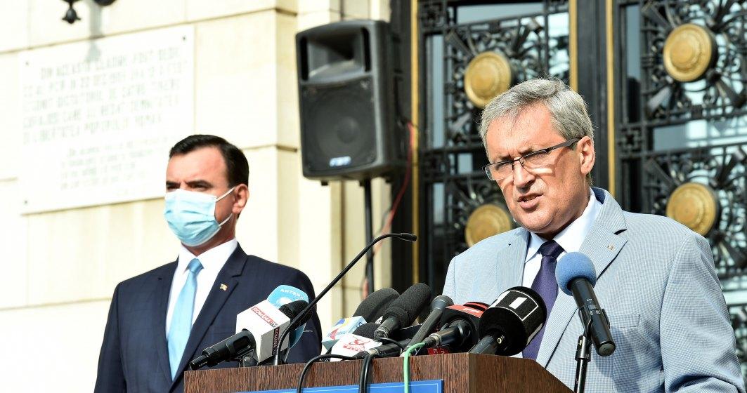 Ministrul de Interne: Starea de alertă se prelungește de la 16 septembrie