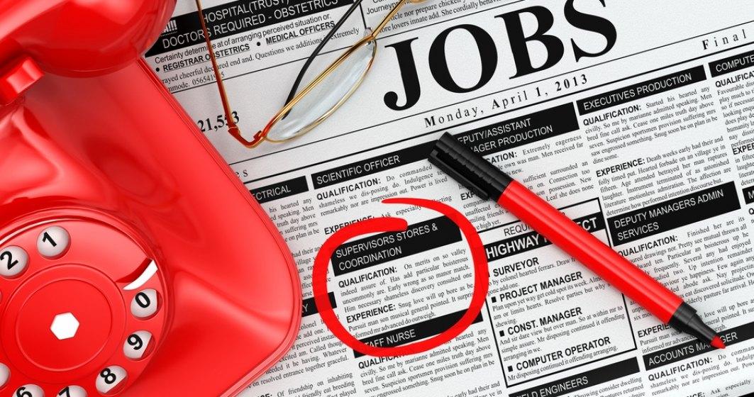 Aproape 32.000 de locuri de munca, disponibile in toata tara