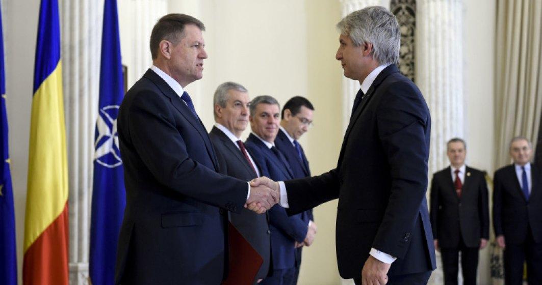Guvernul contesta suspendarea sedintei CSAT si cere desecretizarea discutiilor