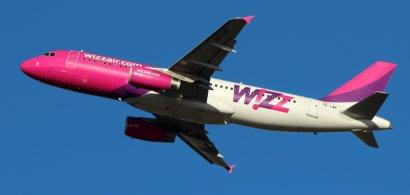 Wizz Air anunță REDUCERI la biletele de avion