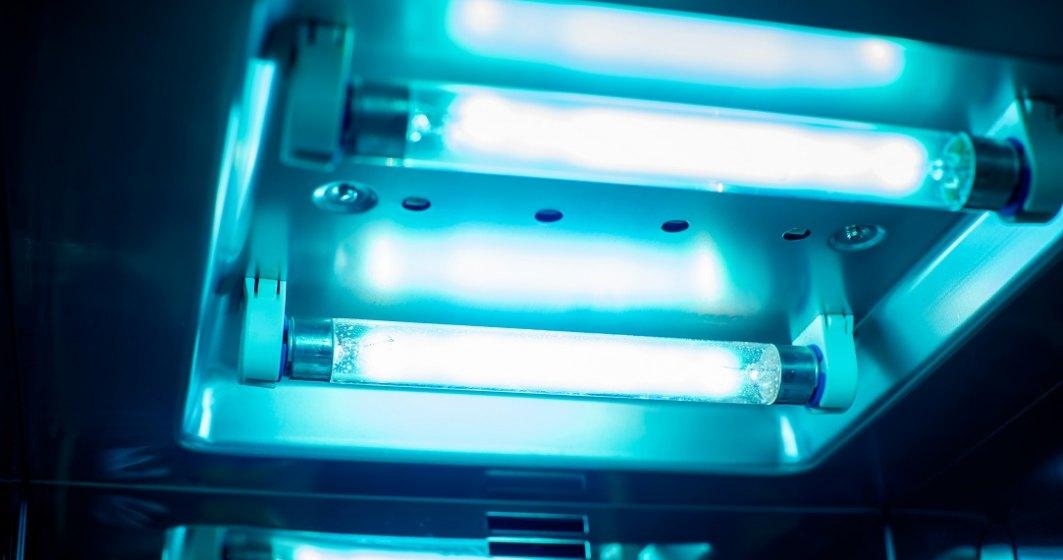 Avertisment privind utilizarea lămpilor UV în școli: INSP nu le recomandă