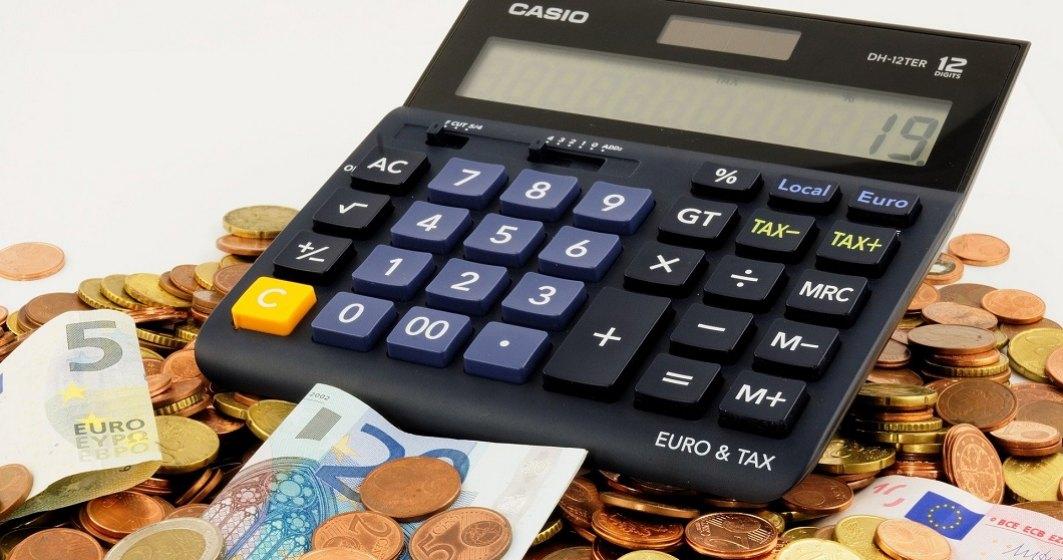 Deficitul bugetar al României a urcat la 2,29% din PIB de la 1,81% în urmă cu mai puțin de două luni