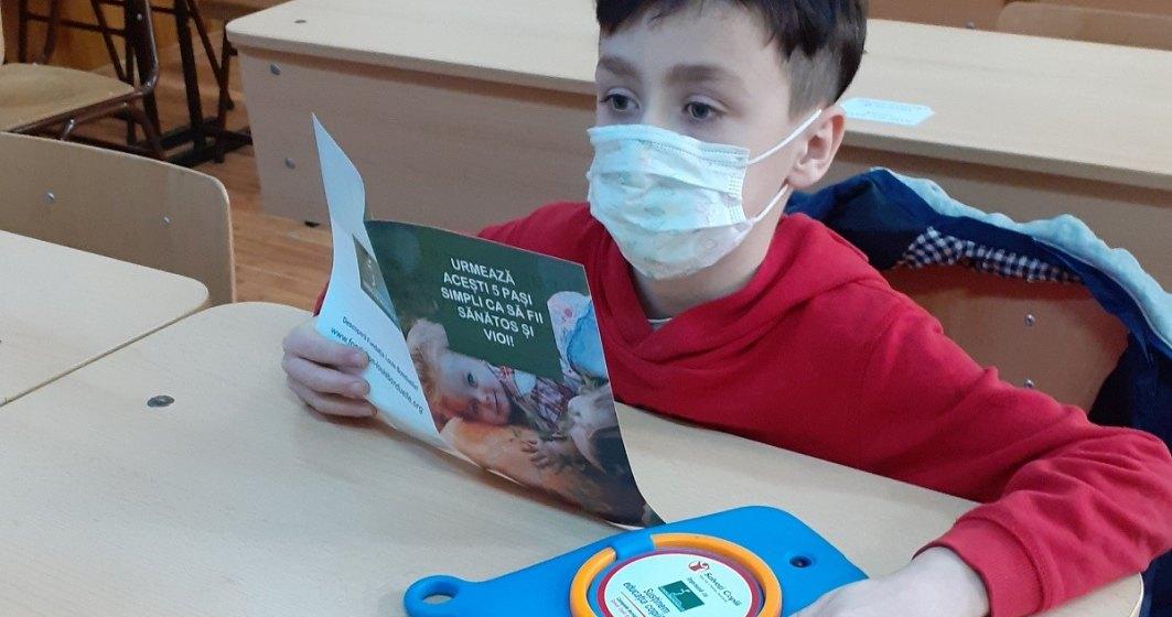 Fundația Louis Bonduelle susține dreptul la alimentație sănătoasă și educație pentru copii