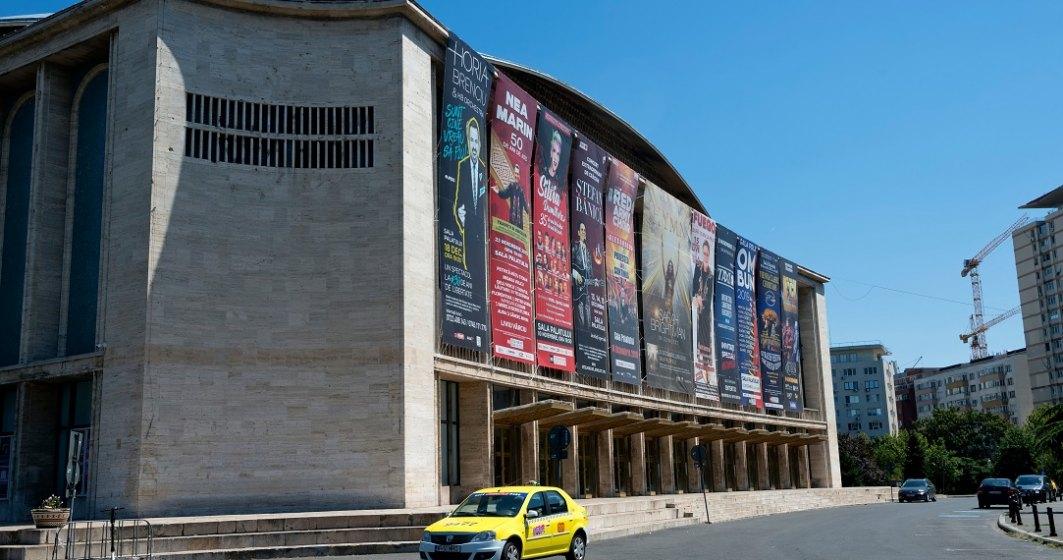 Sala Palatului anulează toate spectacolele din luna martie din cauza coronavirusului