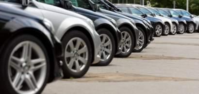 Înmatriculările de autoturisme noi în România au scăzut cu 22% în 2020