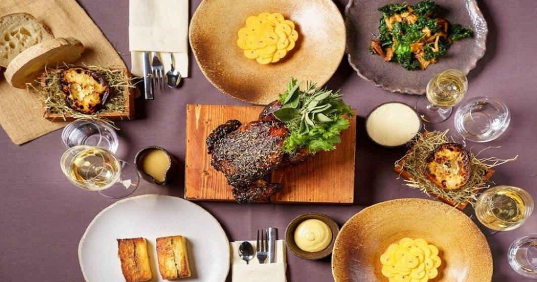 Review restaurant George Butunoiu: Cel mai sofisticat home delivery din București